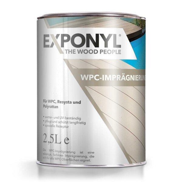 Exponyl WPC-Imprägnierung